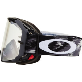 Oakley Airbrake MX Goggles, jet black speed/clear